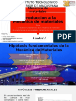 Unidad 1 Mecanica de Materiales