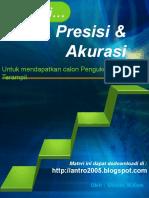 4_Presisi_Akurasi