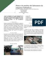 Mantenimiento de las bombas del banco de pruebas.pdf