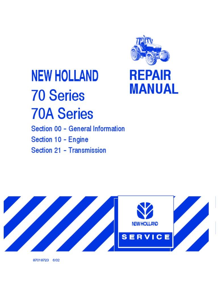 new holland 8970a pdf | Kerosene | Tractor