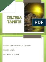 Cultura Tapiete Antropologia
