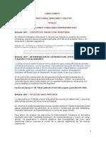 LIBRO LIBRO IV Infracciones y Sanciones Tributarias 1