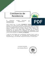 Carta Residencial