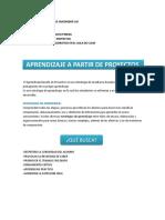 """""""APB y proyectos de arte colaborativos en el aula"""""""