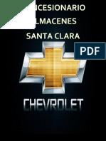 Revista Final Chevrolet