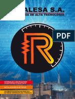 Catálogo de Rivalesa S.A. - Guayaquil Ecuador
