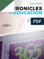 Crónicas de Educación ENG