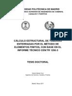 calculo estructural para tuberias enterradas.pdf