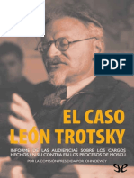 AA. VV. - El caso Leon Trotsky [26461] (r1.0).epub