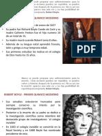 Robert Boyle (Jose Granados)