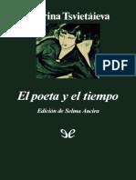 Tsvietáieva, Marina (1990) - El Poeta y El Tiempo