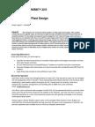 Handout 3075 PD3075 Handout