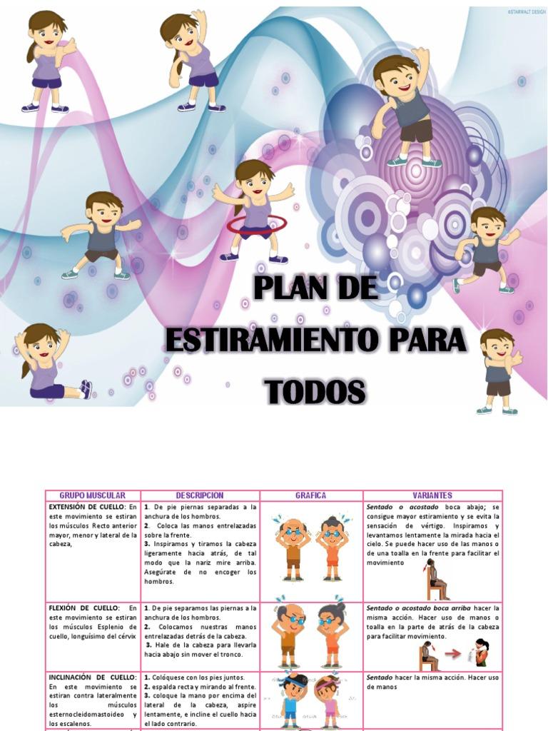 Plan de Estiramientos f9e7a5706480