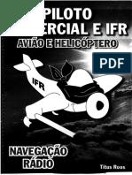 Navegação PC IFR Titus Roos