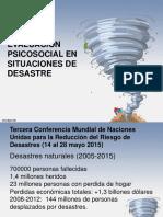 Definicion Evaluacion y Primera Ayuda en Desastres 3 Oct