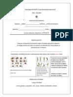 Diseño Sesion de Entrenamiento Futbol Fisico