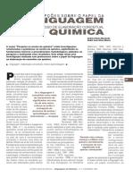 Concepções de Linguagem e Elaboração de Conceito Na Quimica