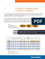 Hi Flex Flexible Conduit Systems Brochure 5 5