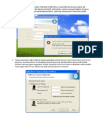 Cara Install-Solusi Gagal Login Mysql Administrator Pada Saat Install Software