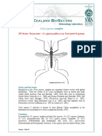Culex Pipiens Pallens - Profile May 07