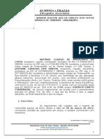 Divorcio Consensual - CF 226 - Antonio Claudio e Joyciane Cardoso