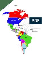 America Del Norte y Sur America