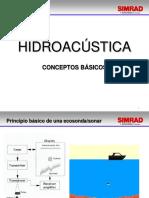 Hidroacustica Básico Sonar