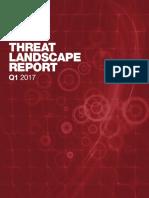 Threat Landscape Report
