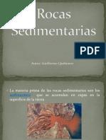 Rocas Sedimentarias Arenisca