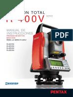 03 Manual Estacion Total Pentax r400