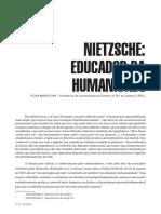 DIAS. Nietzsche - Educador Da Humanidade.