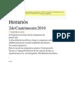 Horarios 2do Cuatrimestre 2010.pdf