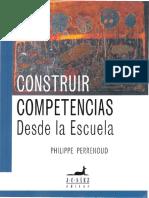Construir competencias desde la escuela (Perrenoud, 2008).pdf