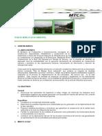 c) Plan de Manejo Socio Ambiental