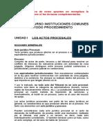 APUNTES CURSO INSTITUCIONES COMUNES A TODO PROCEDIMIENTO (1).doc