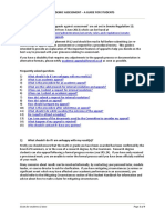 Appeals Concerning Academic Assessment a Guide for Students