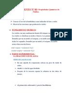 Quimcia Exp Nº 03 Quimica