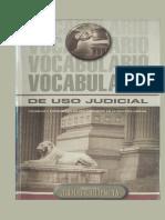 Vocabulario de Uso Judicial - Gaceta Juridica.pdf