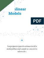 Nonlinear Models