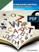Libro Elementos de Publicacion Cientifica