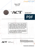 ACT 201704 Form 74F-www.crackact.com.pdf