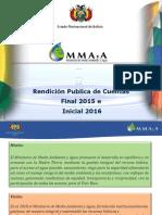 Presentación Administración Central 2016