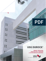 Manual Tecnico Usg Durock Next Gen e Es Drk021