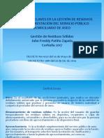 Definiciones Claves en La Gestión de Residuos Sólidos