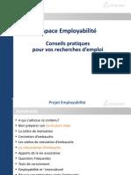 Conseils Pratiques Français