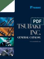 Catálogo Tsubaki Usa
