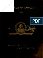 John vol 2 - The genius of the fourth Gospel  exegetically and practically considered .- Thomas, David, 1813-1894.pdf