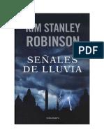 Robinson, Kim Stanley - Señales de Lluvia