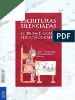 Escrituras silenciadas. El paisaje como historiografía - José F. Forniés Casals & Paulina Numhauser (Eds.).pdf