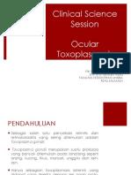 Css - Korioretinitis Toksoplasma (Fitri Septiani)